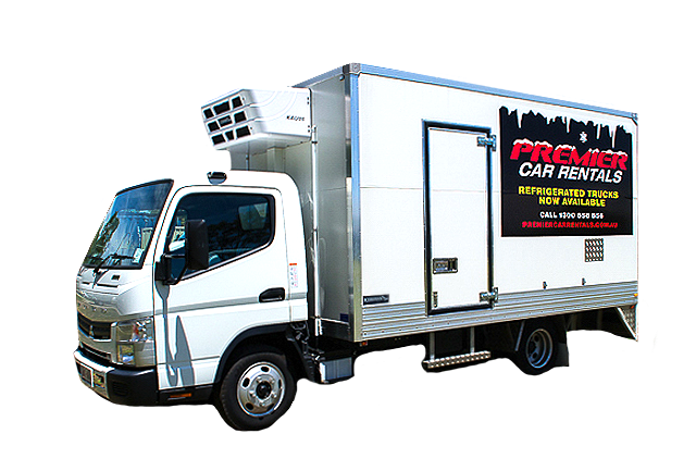 New Refrigeration truck available!!